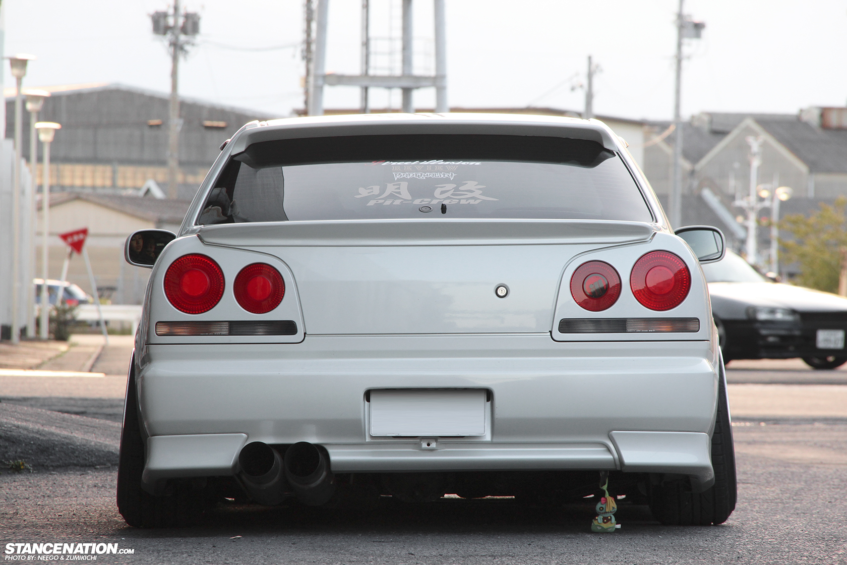 The Forgotten One Kazuyuki S Nissan Skyline Stancenation Form Function