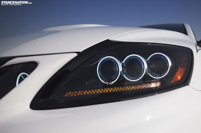 Slammed Toyota Aristo Lexus GS430 Japan VIP (6)