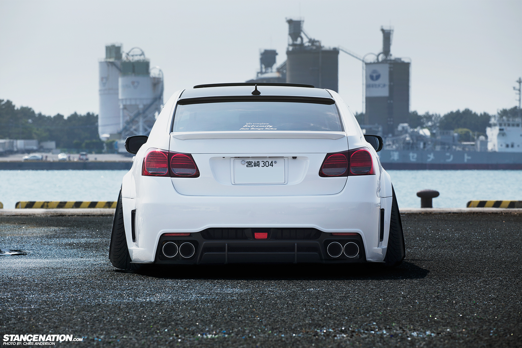 For The Love Of The Car Teppei Koresawa S Gs Stancenation