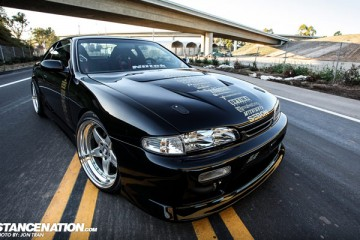 Stanced Nissan 240 S14 2JZ SoCal (21)