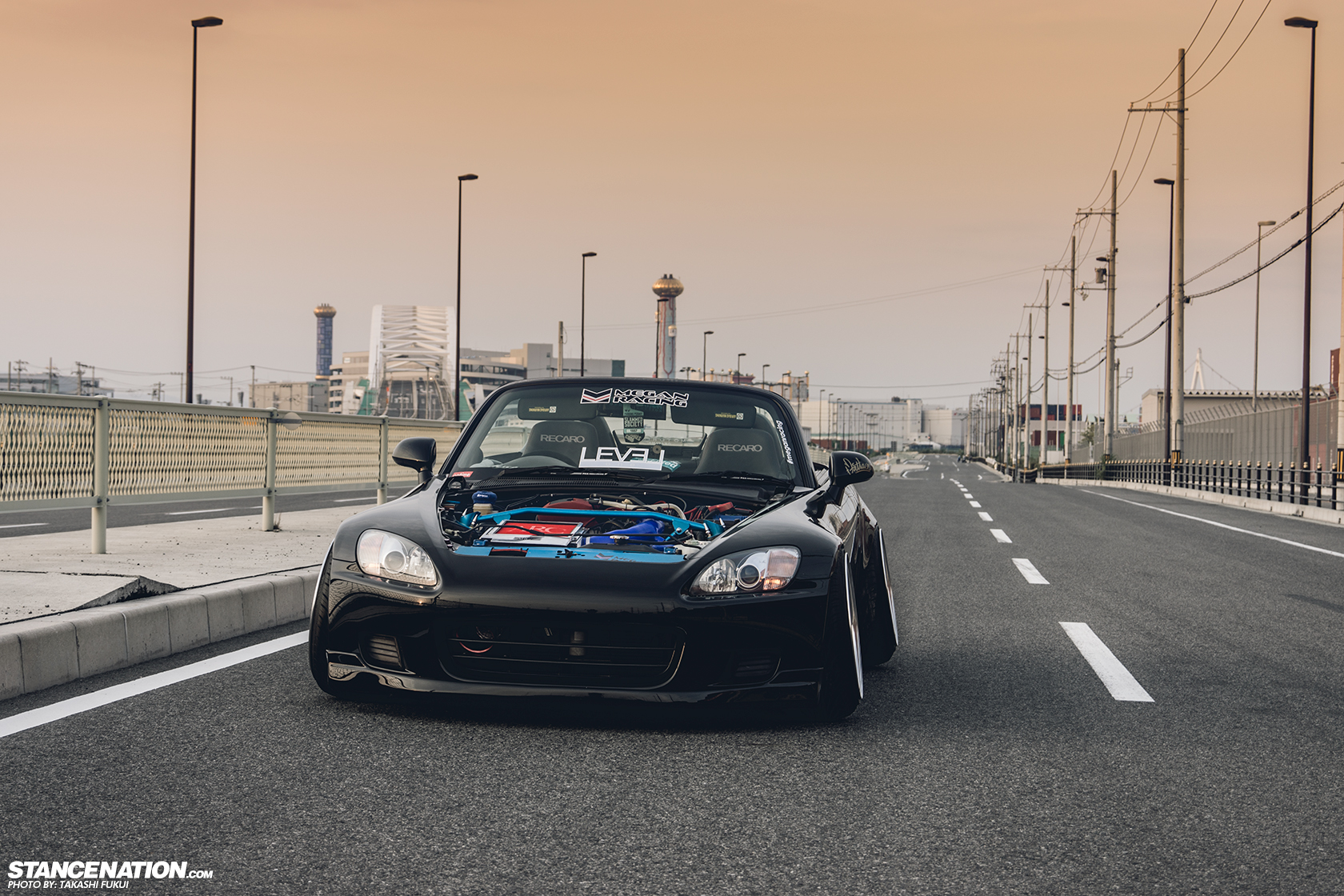 Level One Japan Reitaro S Aggressive Honda S2000