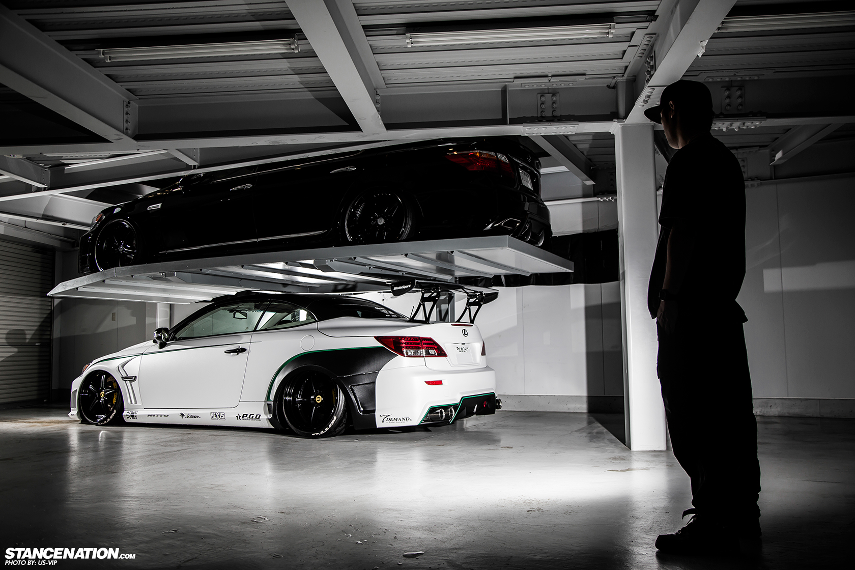 San Jose Toyota >> Aimgain Japan // Supercharged Lexus IS250C. | StanceNation™ // Form > Function