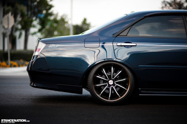 Vip Infiniti M Nissan Cedric Stance X
