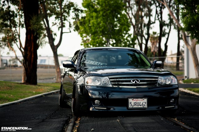Respect The Name Liberty Vips M45 Stancenation Form