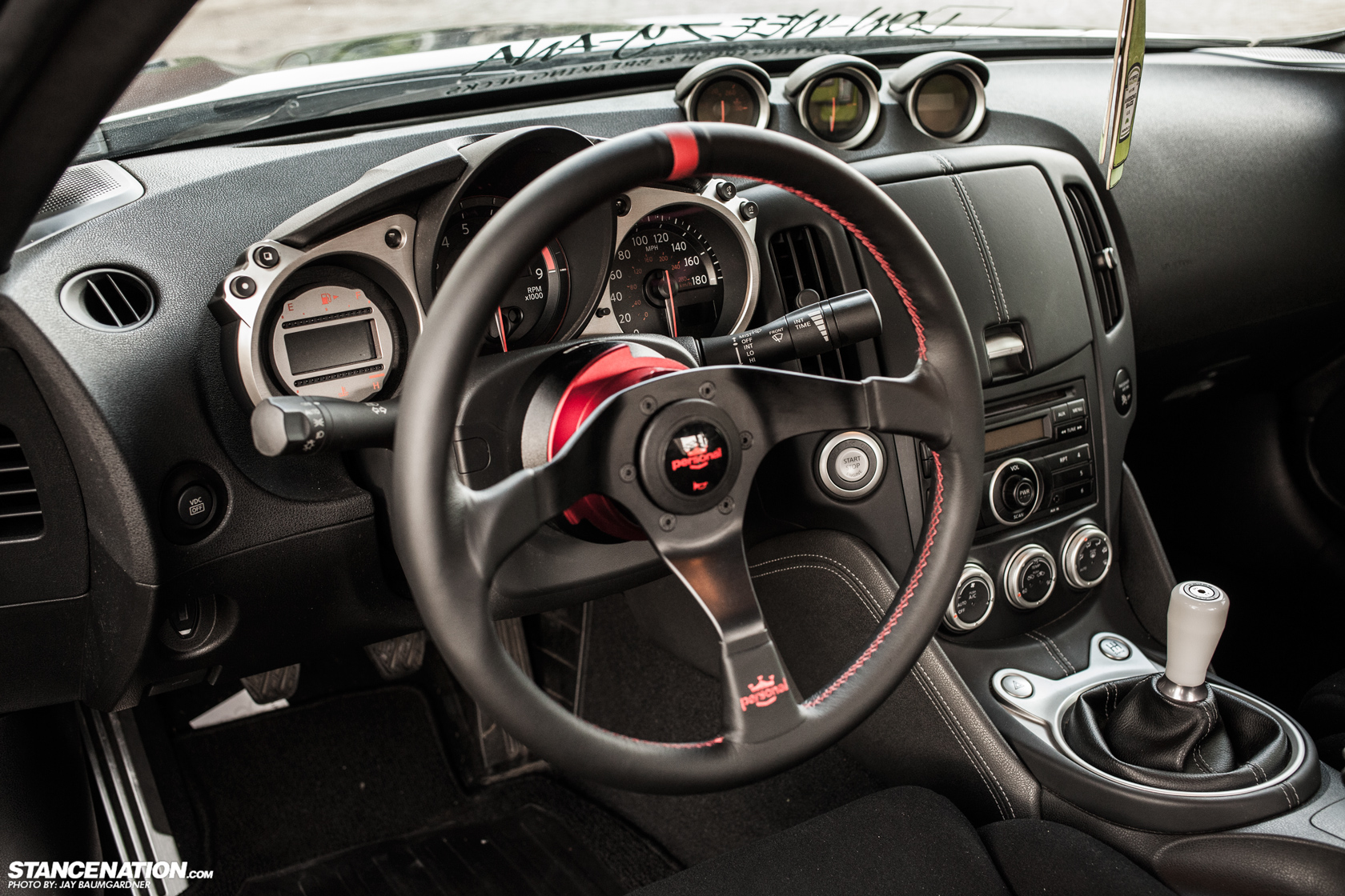 As With Any Great Build, Jimmyu0027s Z Has A Great Assortment Of Interior  Goodies That Add To The Experience And Feeling You Get From Sitting In The  Form Of ...