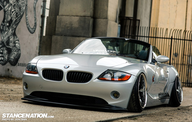 Sport Cars For Sale >> Down & Out // Low'N Slow BMW Z4 | StanceNation™ // Form > Function