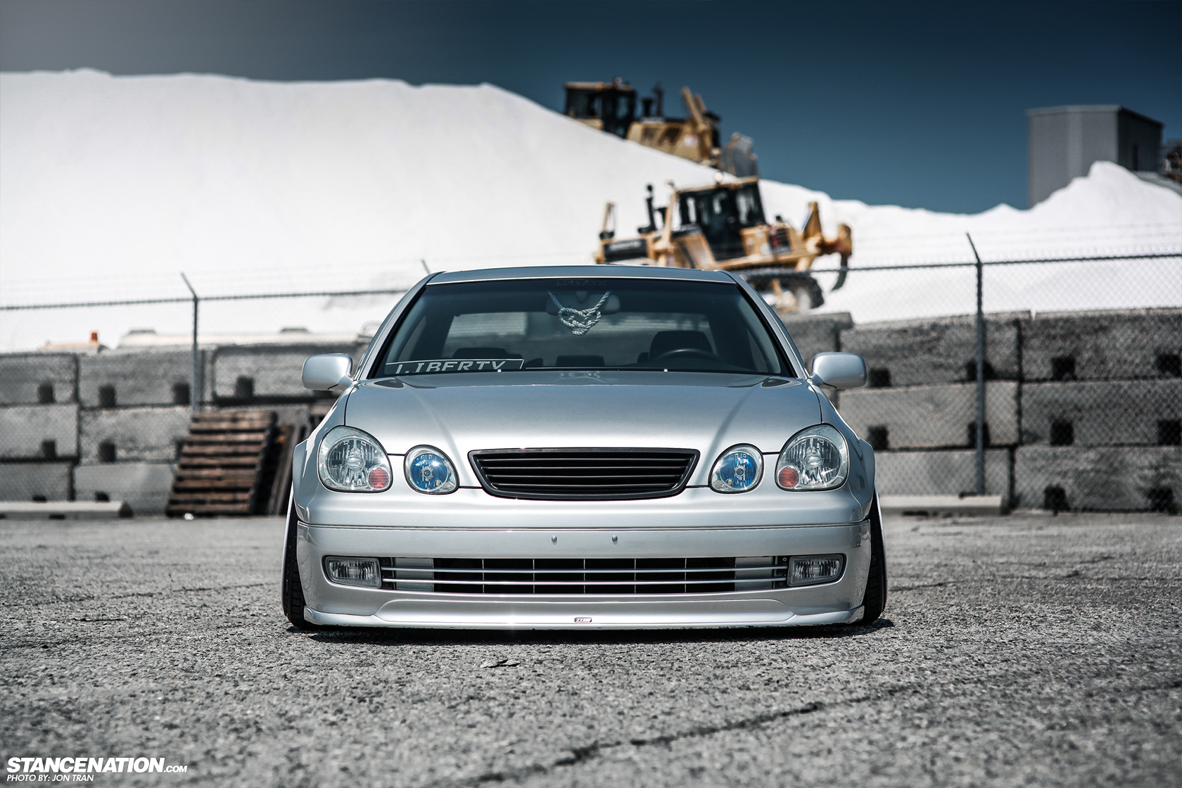 Wide Amp Aggressive Liberty Vip Lexus Gs Stancenation