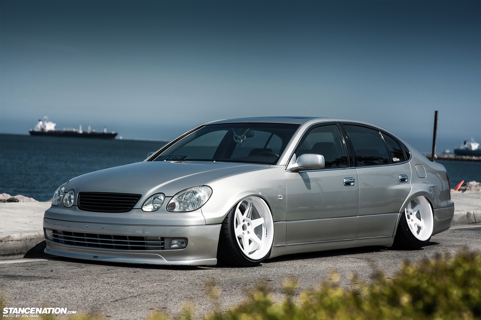 Wide & Aggressive // Liberty VIP Lexus GS.