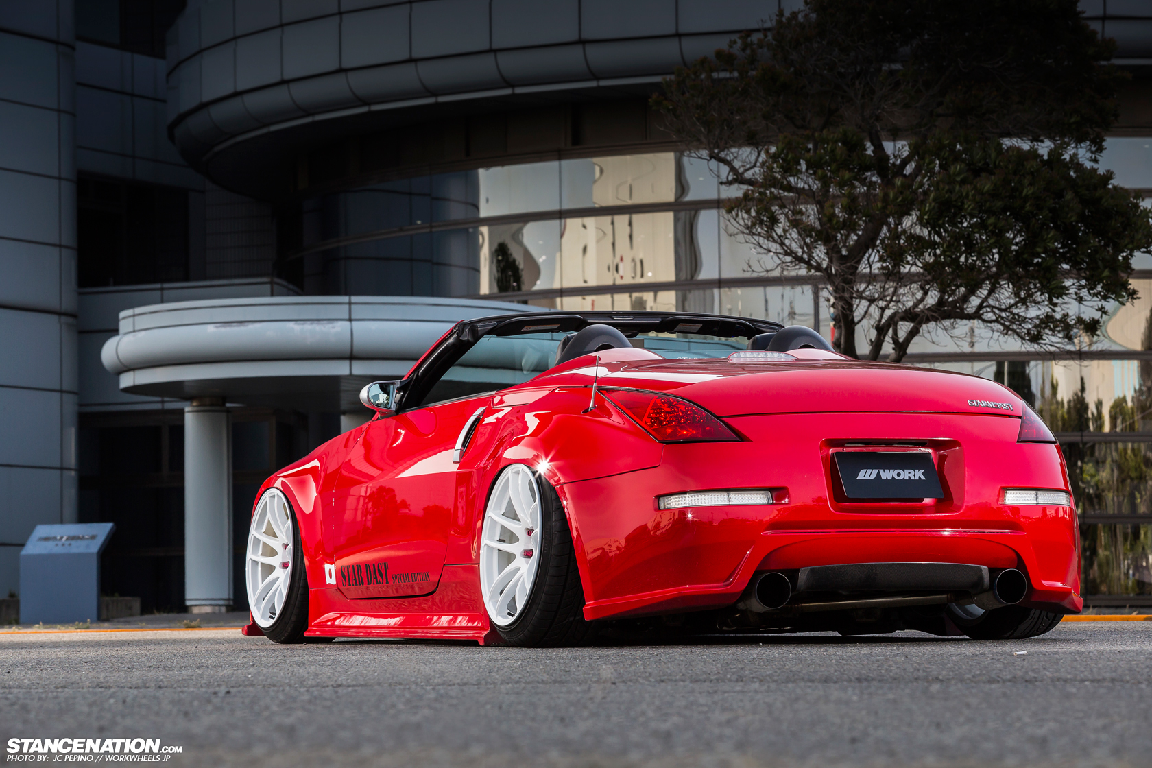 Star Dast Nezu S Nissan Fairlady Z Stancenation