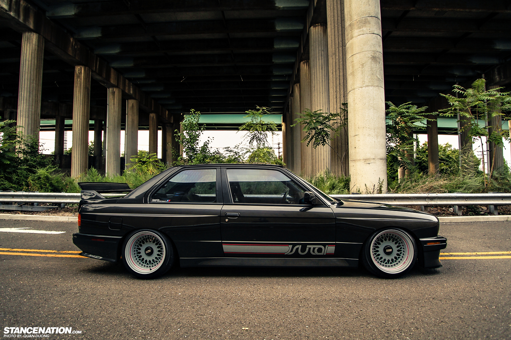Jsutai S Goes Bavarian Miro S Bmw E30 Stancenation