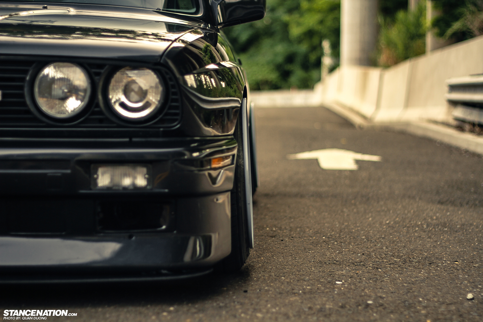 JSutai's Goes Bavarian // Miro's BMW E30. | StanceNation™ // Form > Function