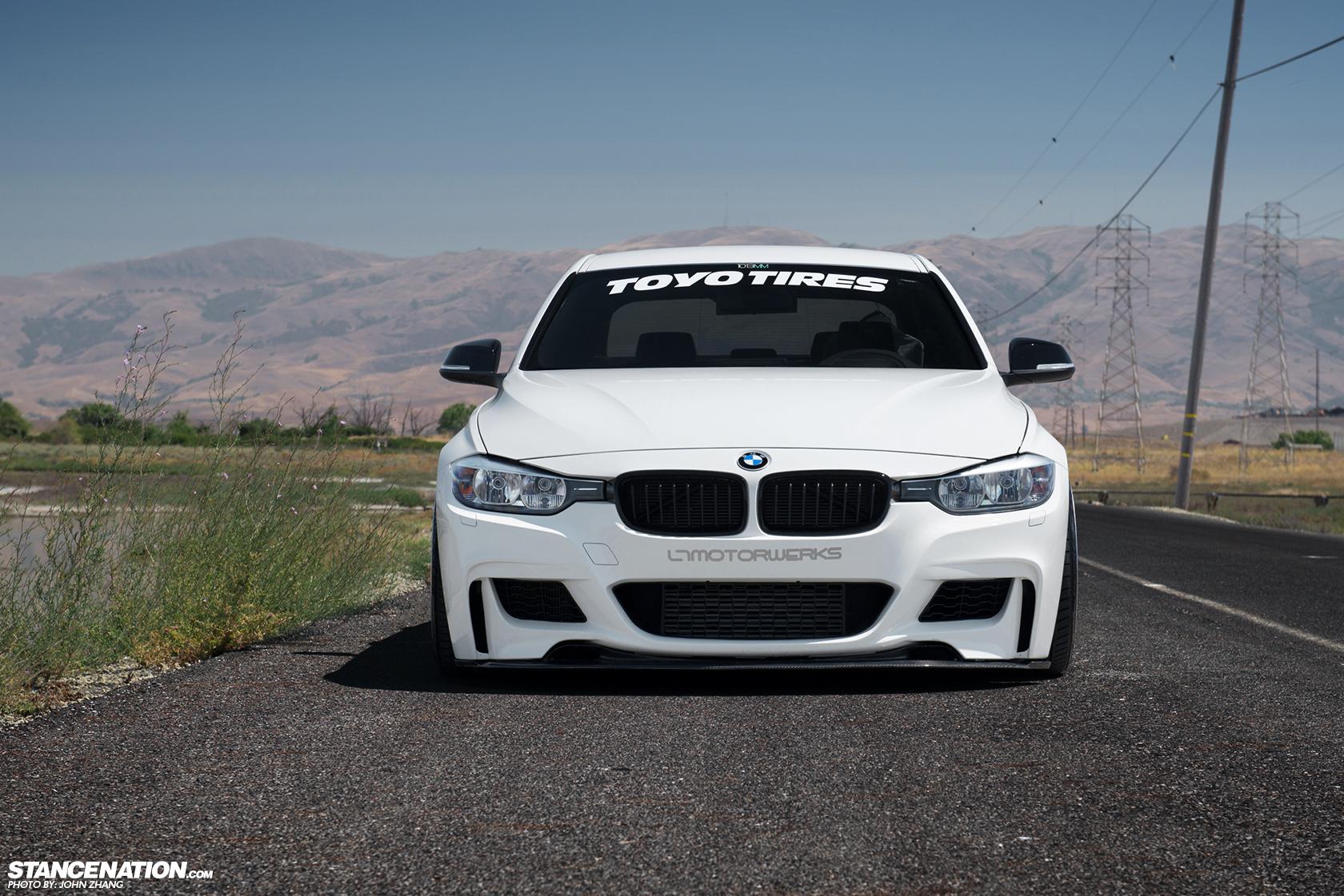 Bmw Full Form >> Coast To Coast // Courtney's Aggressive BMW F30 ...