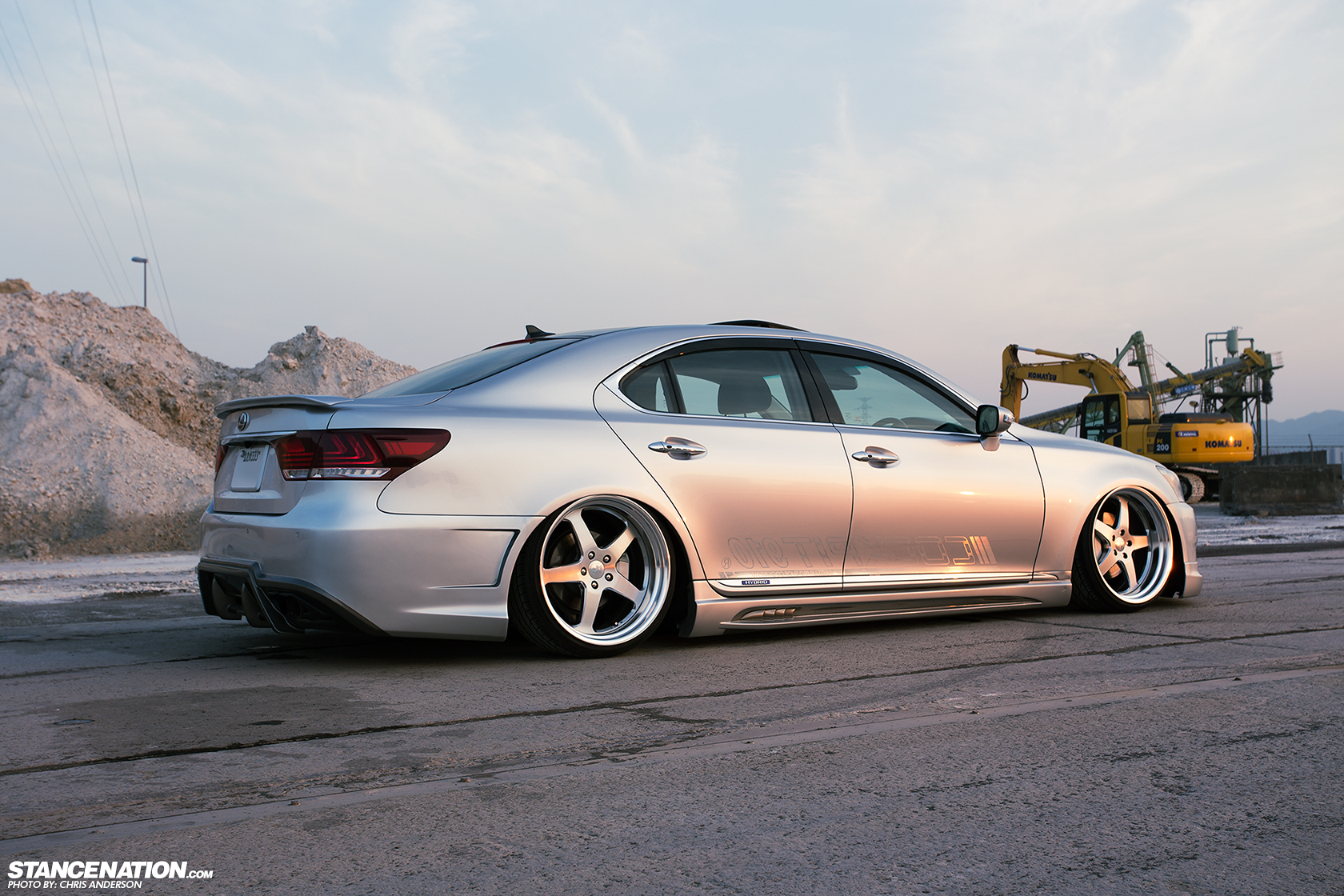 Two of a Kind // A Pair of VIP LS460s. | StanceNation™ // Form > Function