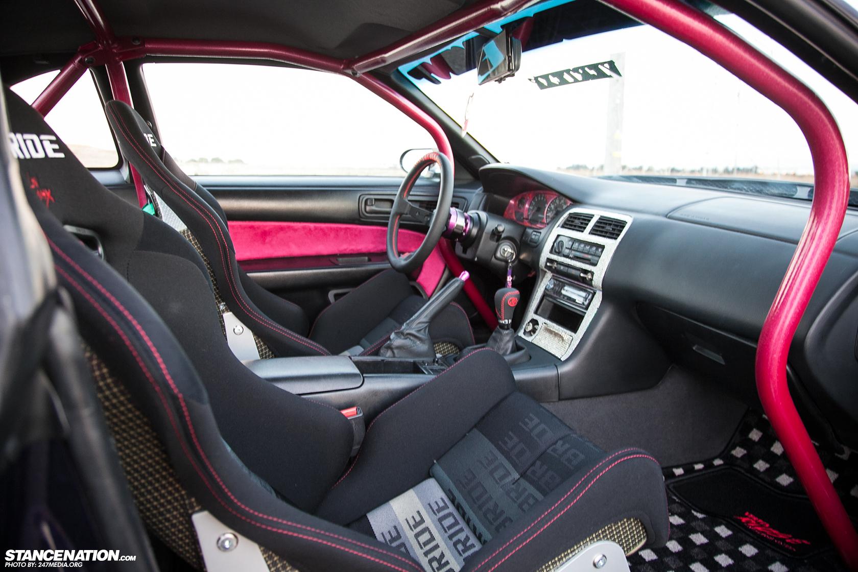 Pinki V2 Beatrice S Gorgeous Nissan 240sx