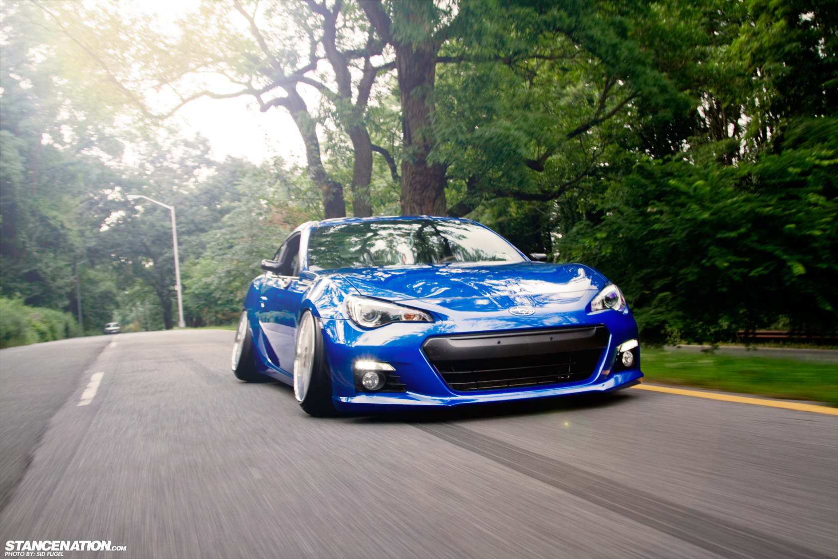 Part Deux // Vic Morales' Bangin' Subaru BRZ  | StanceNation
