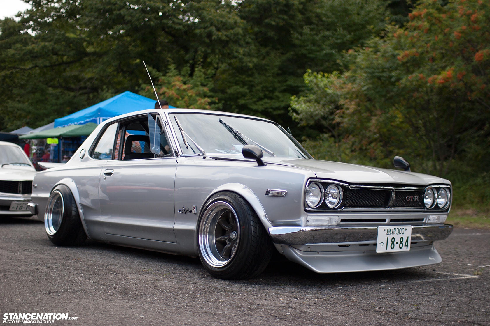 Hakosuka To Die For // 昭和のCarにばる Preview. | StanceNation ...