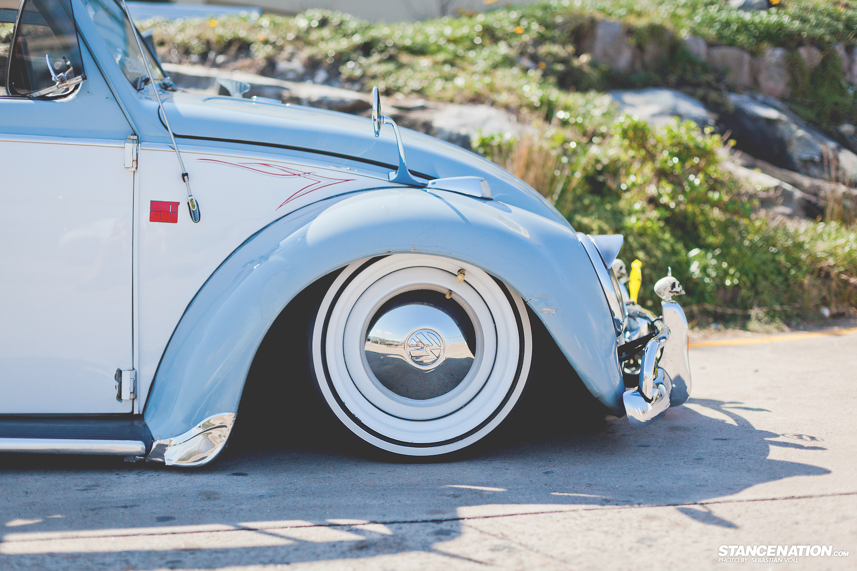 Buggin' // Bhathiya's Gorgeous VW Beetle  | StanceNation