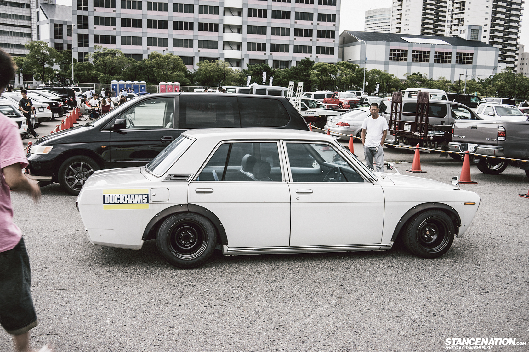 TRA Kyoto Datsun 510. | StanceNation™ // Form > Function