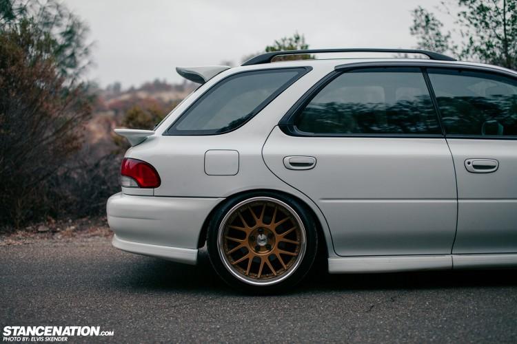 Refined Modesty Kenji Rhd Subaru Wrx Sti