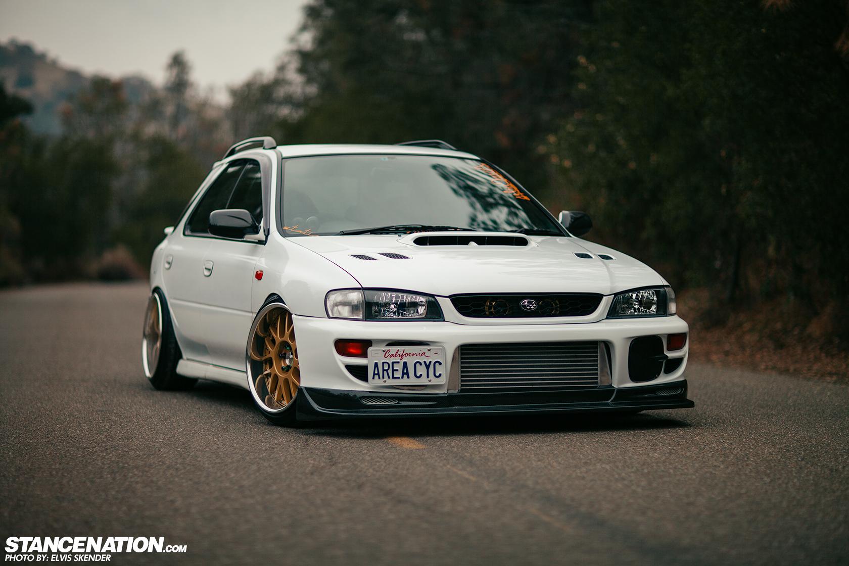 New to the Subaru game. 2003 WRX wagon. |2003 Impreza Wrx Wagon Stanced