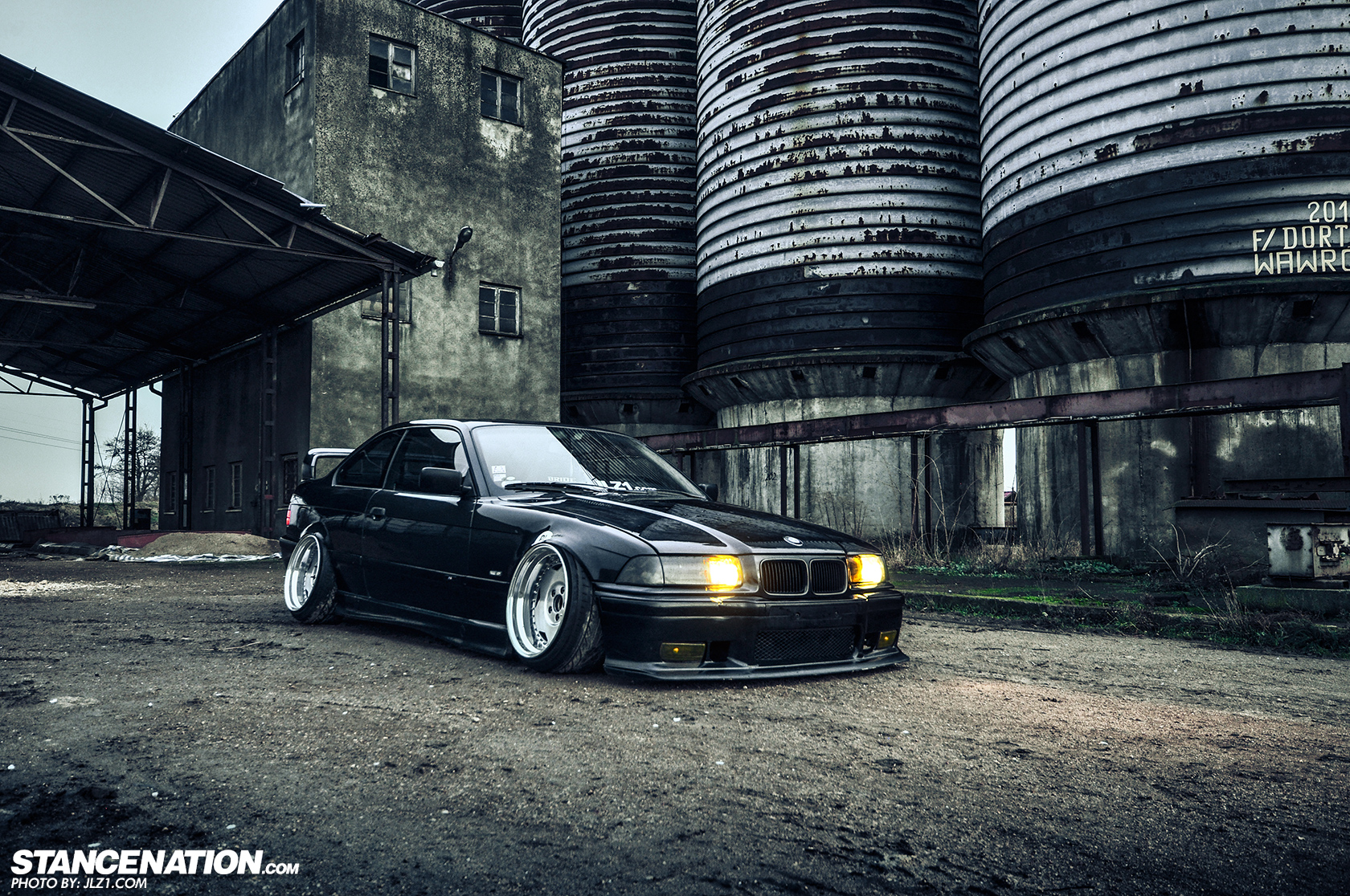Putting Poland On The Map Michal S Alpina E36