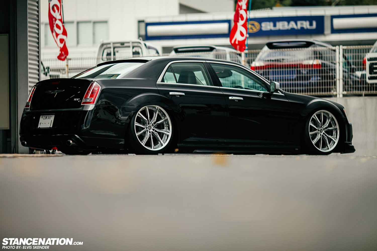 2014 Chrysler 300C For Sale >> A Closer Look At Aimgain Japan // The 300C. | StanceNation ...
