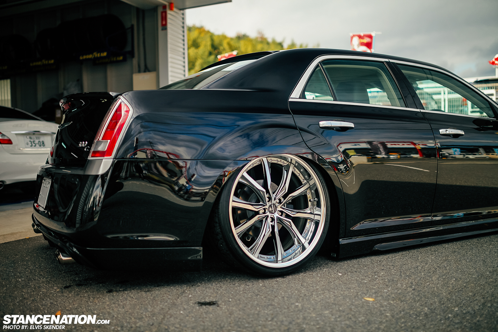 A Closer Look At Aimgain Japan // The 300C. | StanceNation™ // Form > Function