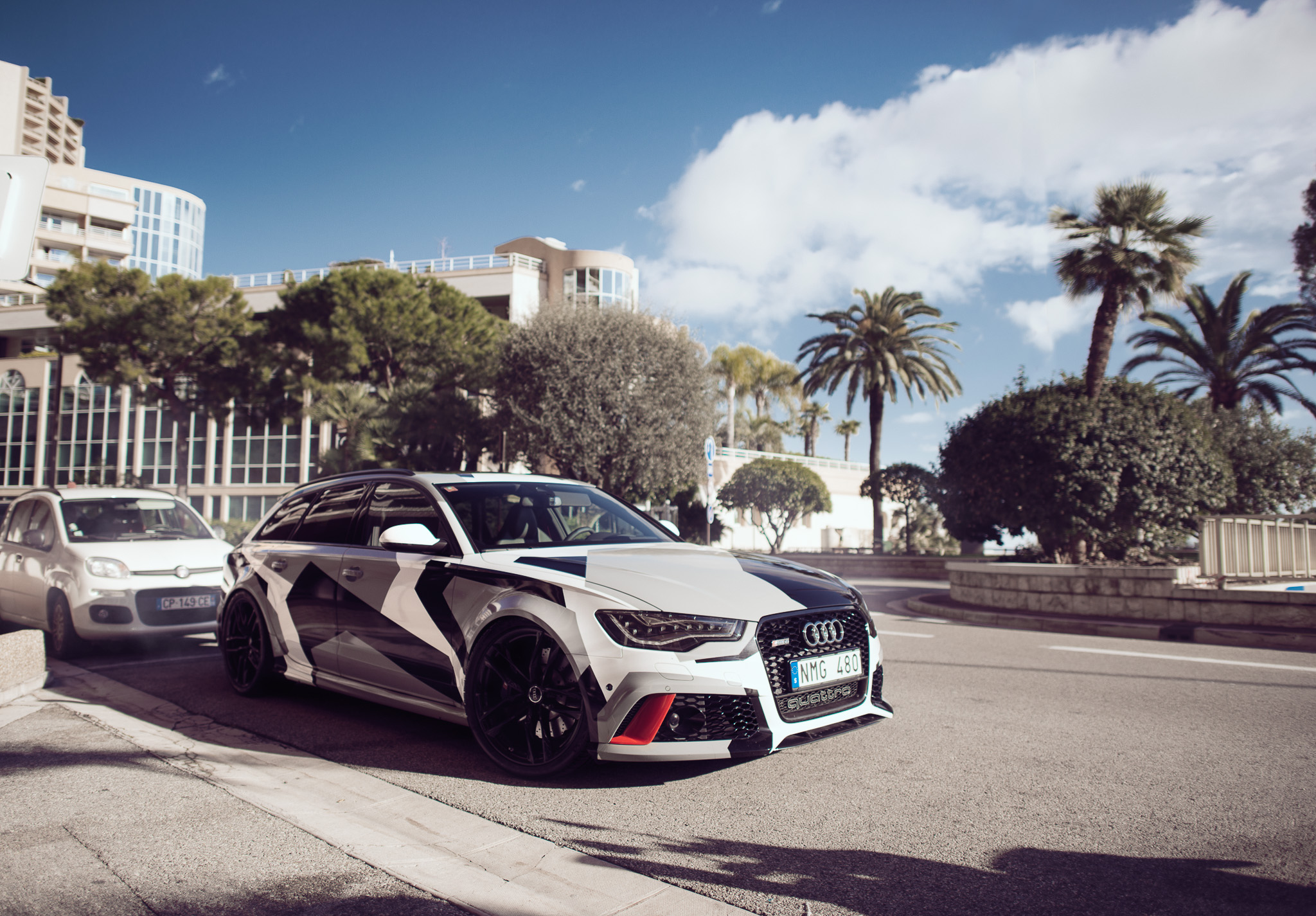 Jon Olsson S Awesome Rs6 Stancenation Form Gt Function
