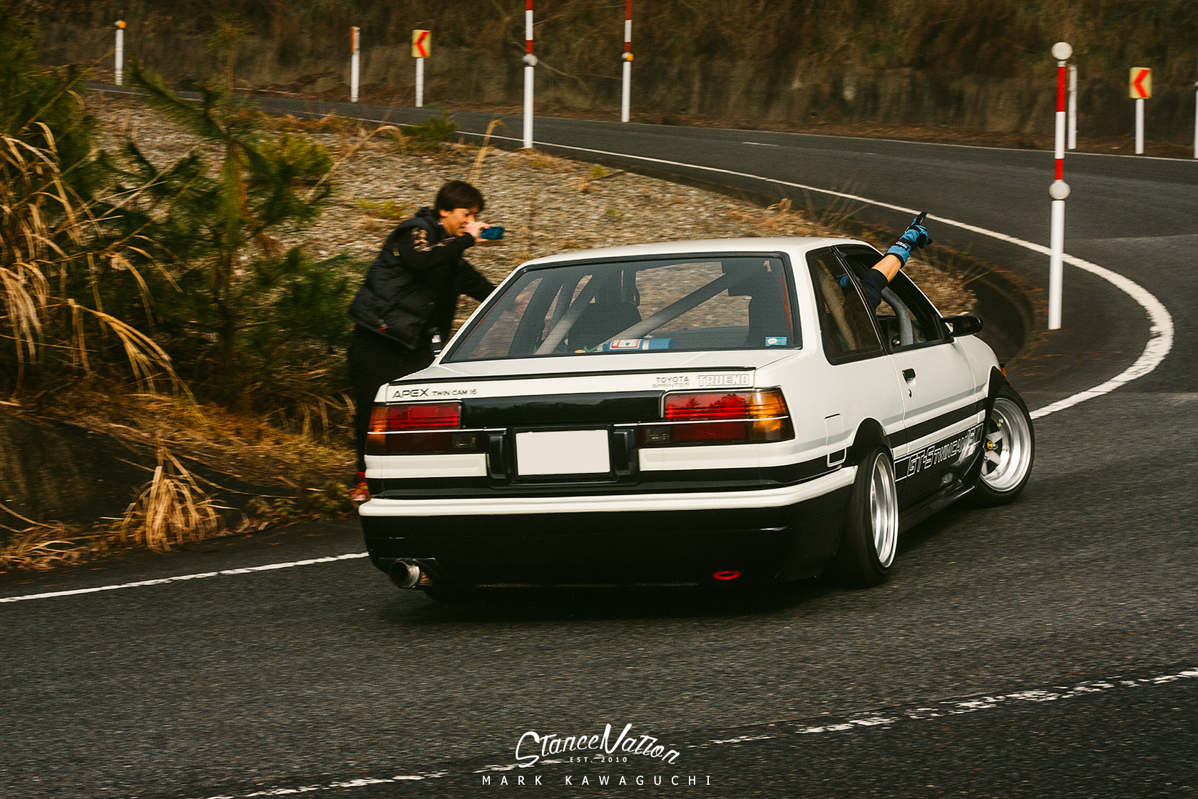 Image Gallery Stanced Ae86