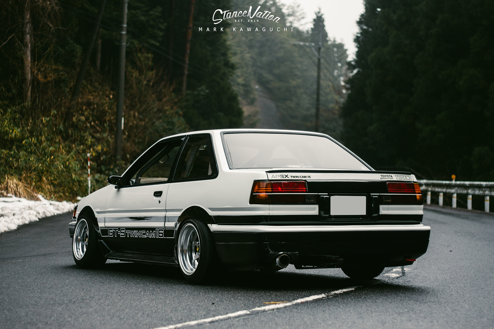 The Living Legend Sato S Gorgeous Ae86 Stancenation Form Gt Function