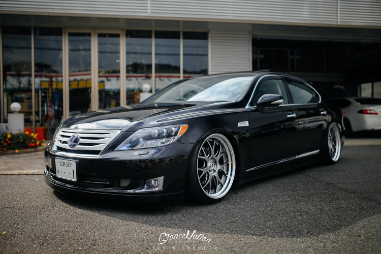 a closer look at aimgain japan the ls460l stancenation form function. Black Bedroom Furniture Sets. Home Design Ideas