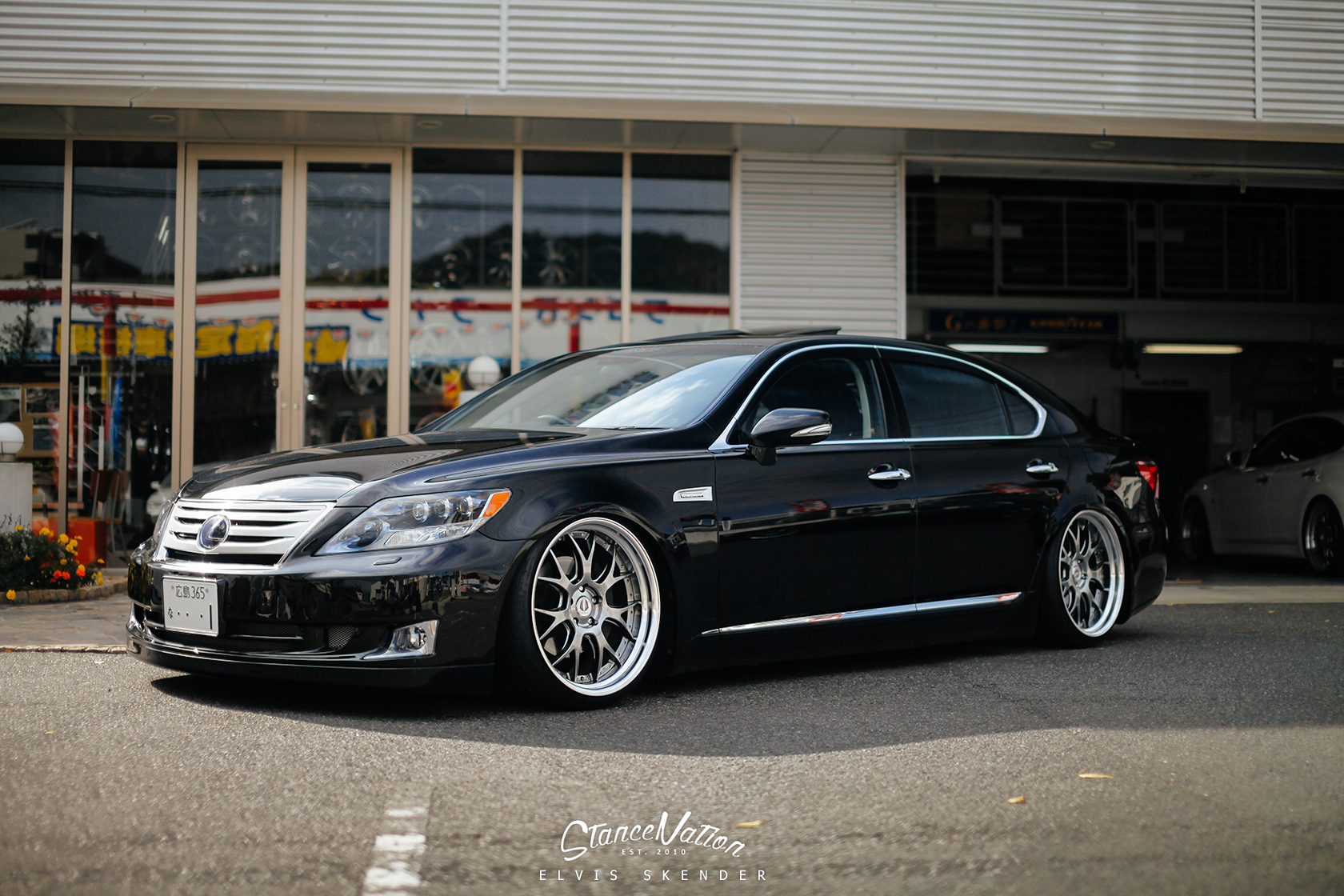 2008 Lexus Is350 Custom >> A Closer Look At Aimgain Japan // The LS460L. | StanceNation™ // Form > Function