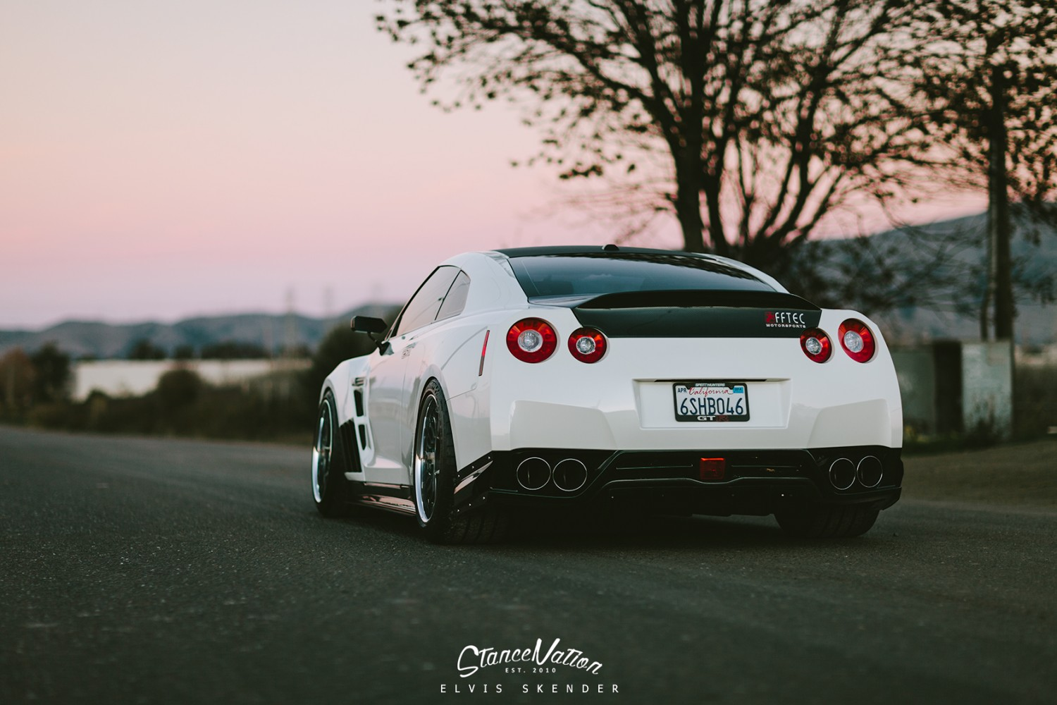 Work Hard, Play Hard // David's Nissan GTR. | StanceNation ...