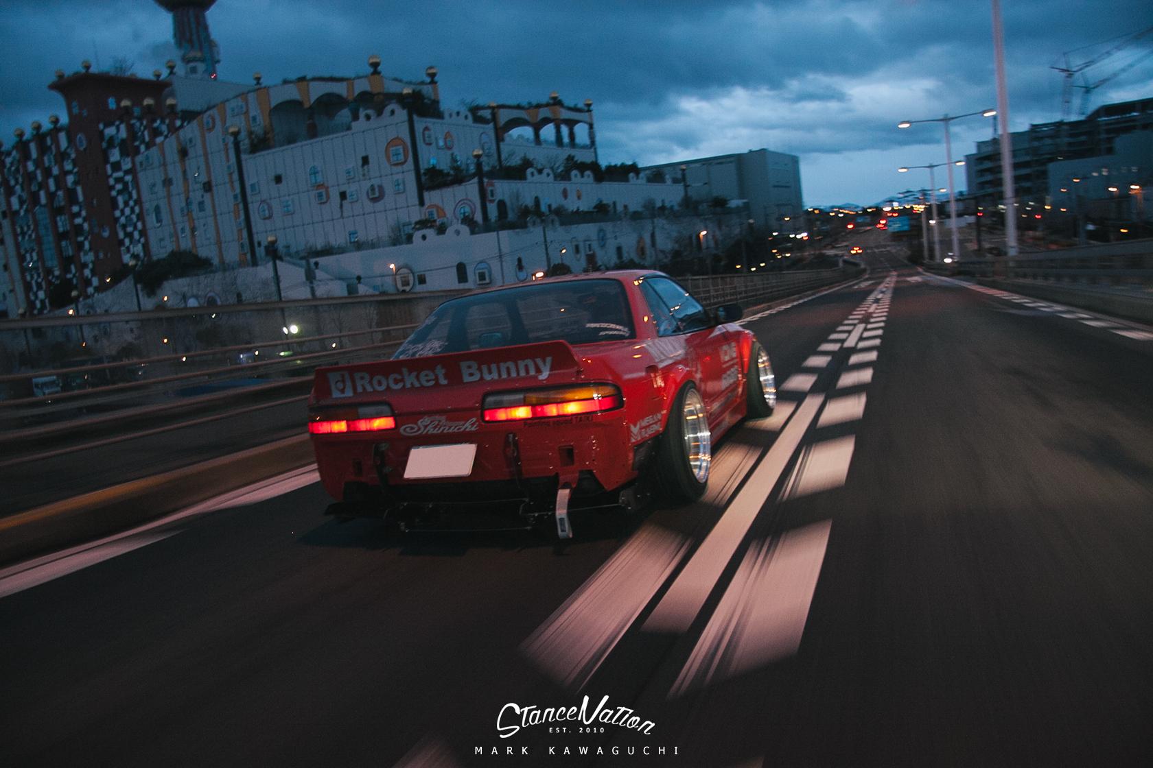Timeless Beauty Takashi S Nissan Silvia S13