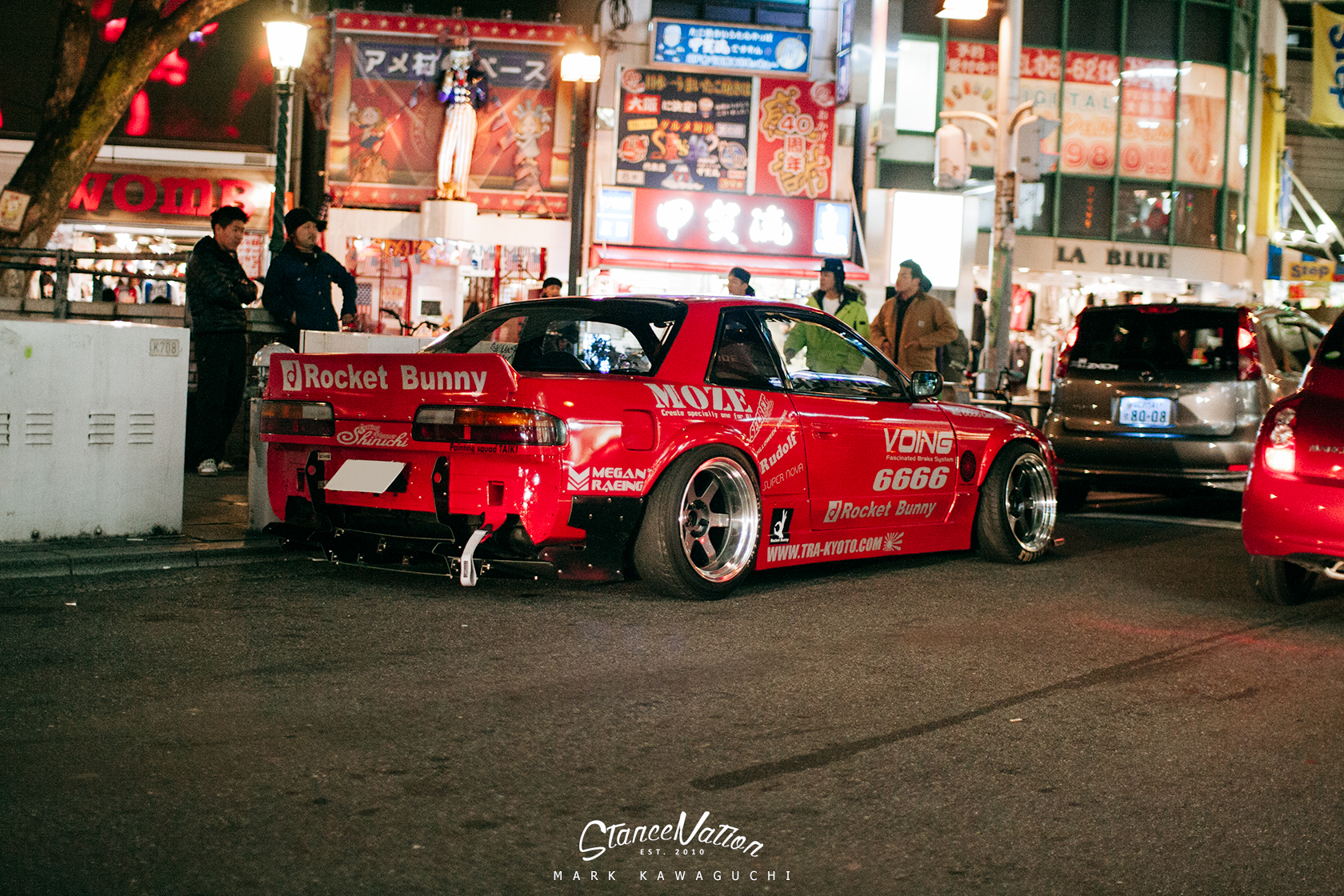 Timeless Beauty Takashis Nissan Silvia S13 Stancenation Chassis Wiring Diagram Rocket Bunny Japan 6666 Customs 21