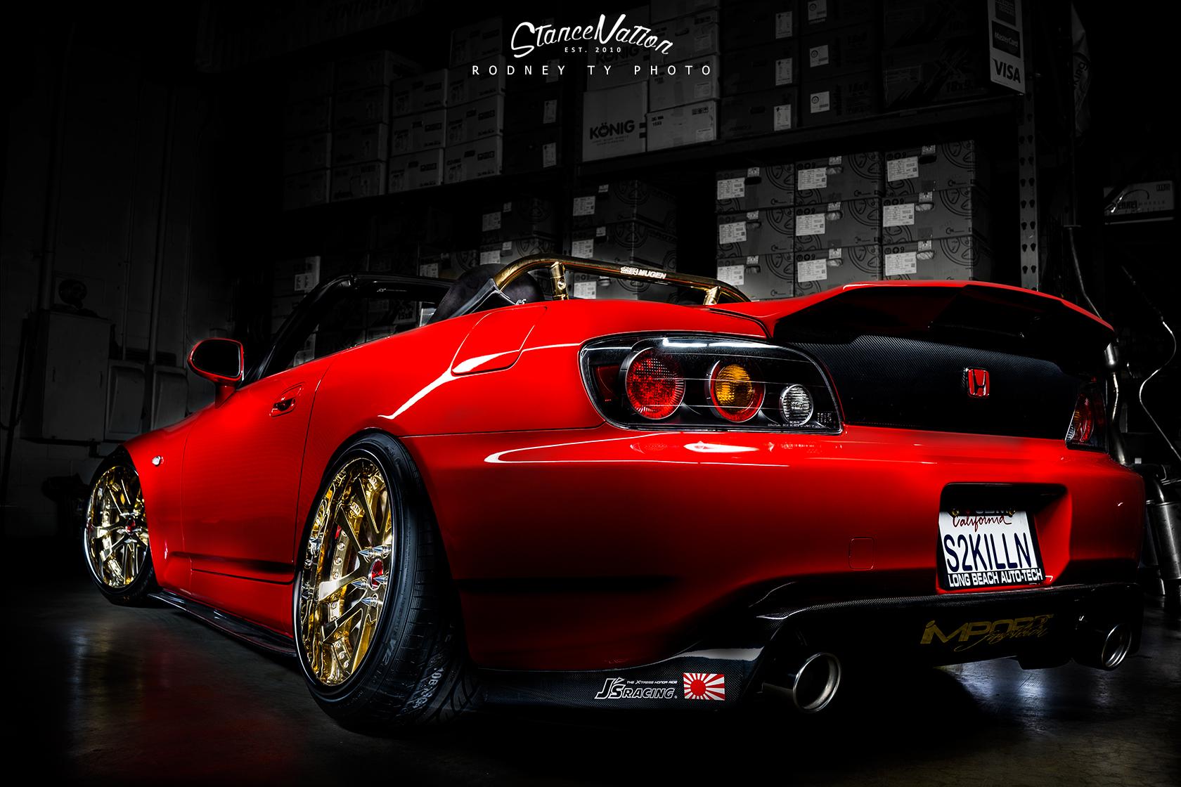 S2KILLN // Glen Villanueva's Stunning S2000.   StanceNation™ // Form ...