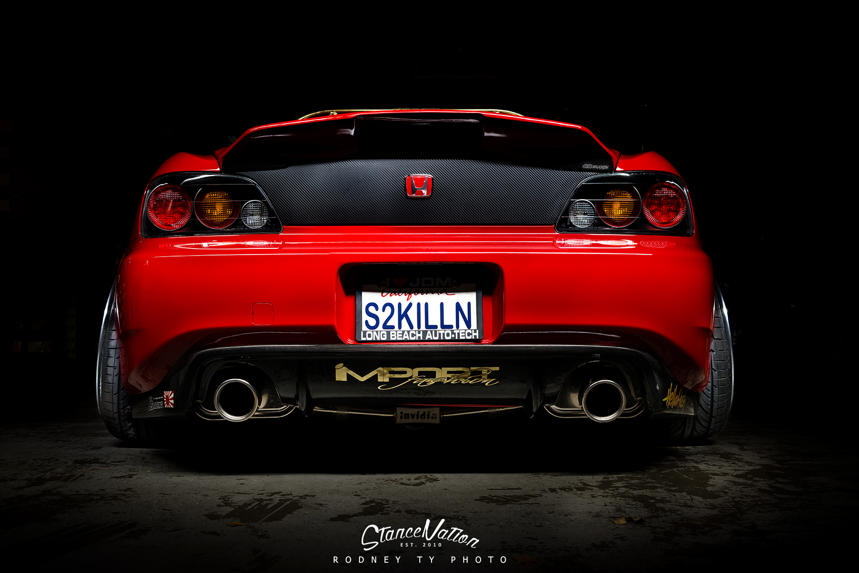 S2killn Glen Villanuevas Stunning Honda S2000 on first honda odyssey