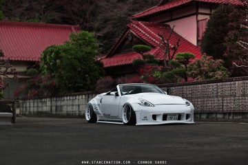 350z stancenation form function for Star catcher cabin pigeon forge tn