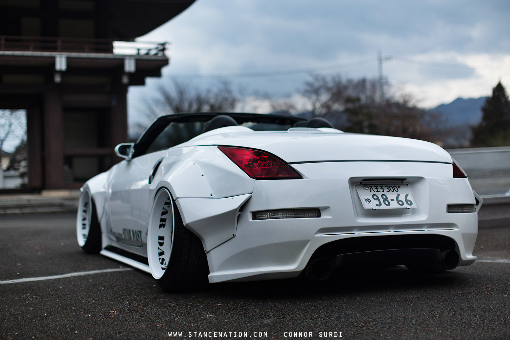 Star Struck // The Star Dast Fairlady Z. | StanceNation ...