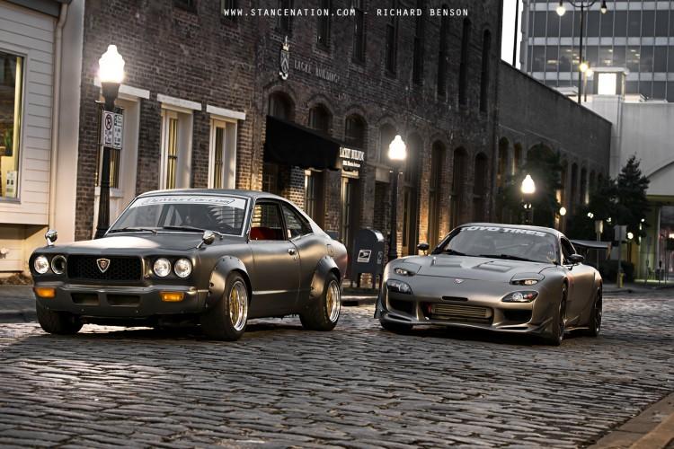 Lexus Rx 750 >> Old School Perfection // Phil Sohn's Mazda RX3. | StanceNation™ // Form > Function