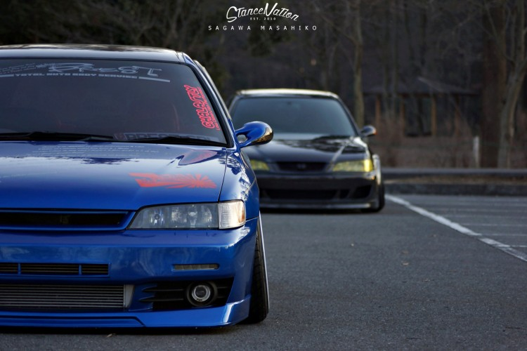Team Lastly Not Your Typical Accords Stancenation
