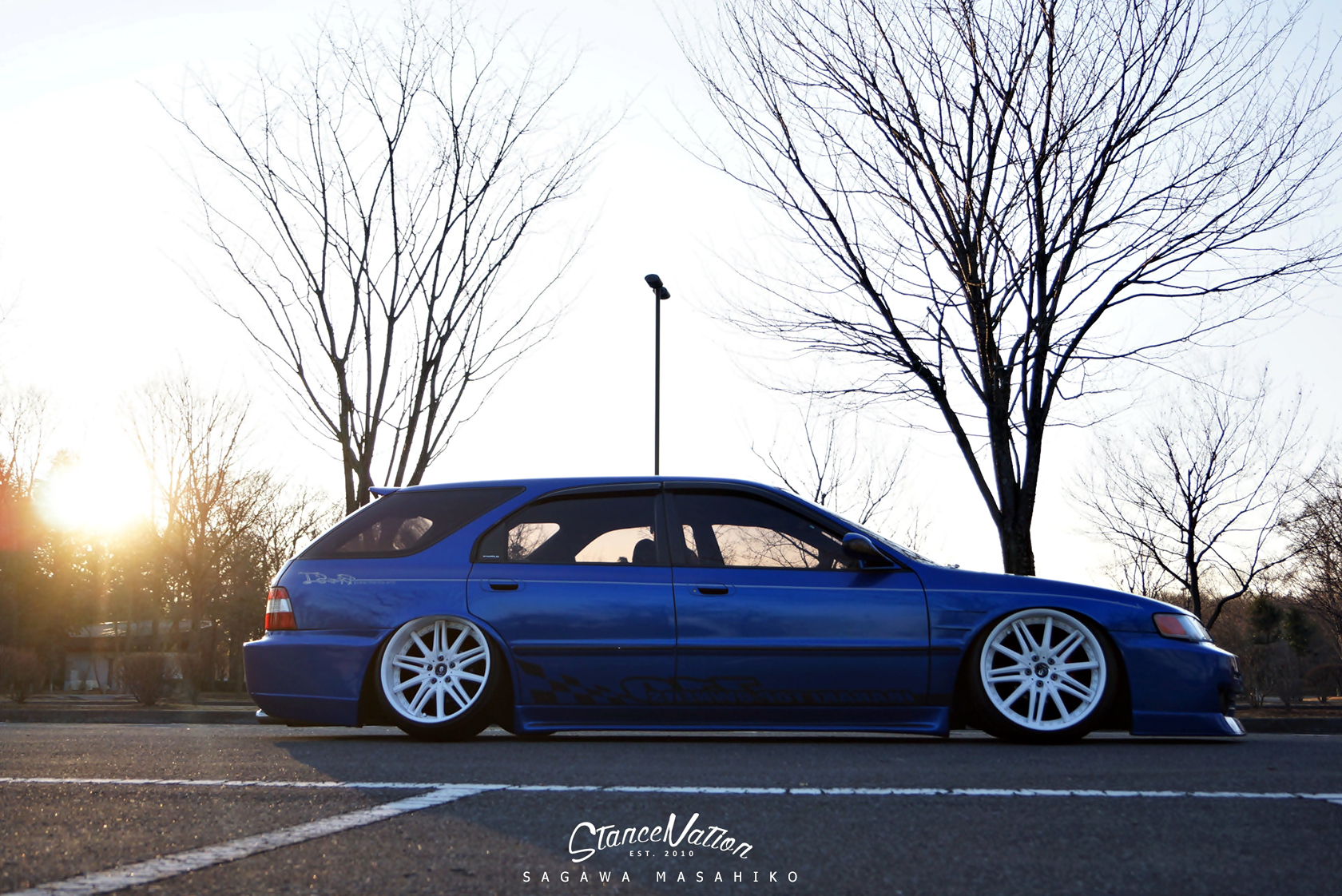 Team Lastly // Not Your Typical Accords. | StanceNation ...