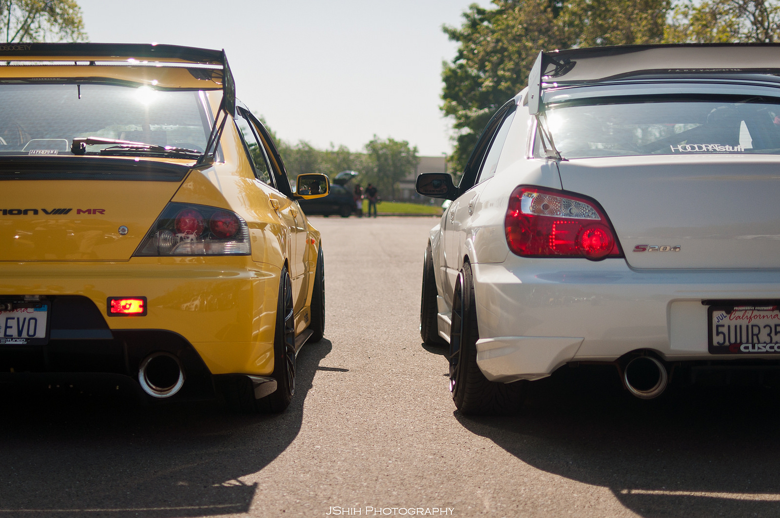 EVO or STI? | StanceNation™ // Form > Function