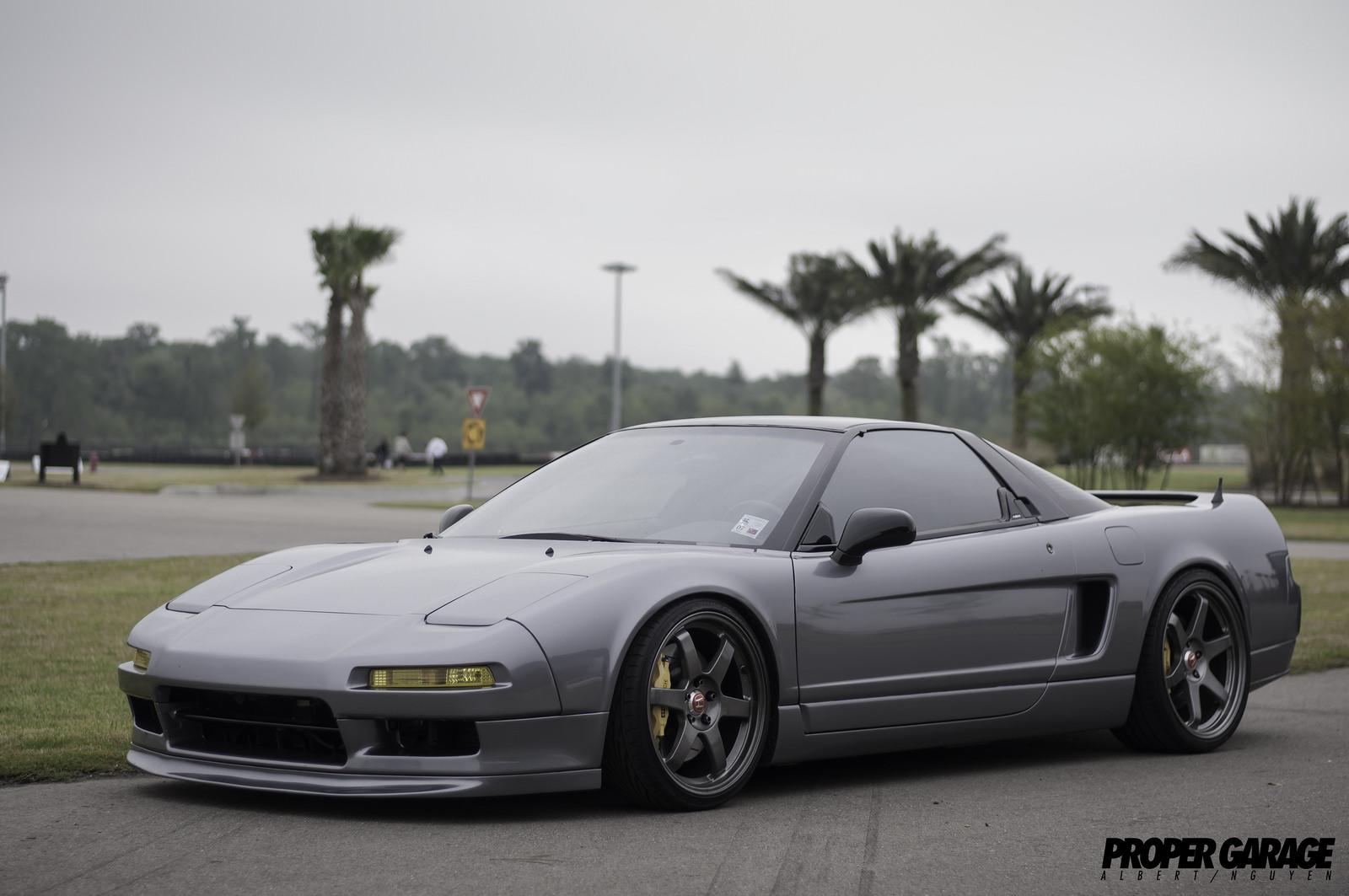 Incredibly Clean Acura Nsx Stancenation Form Gt Function
