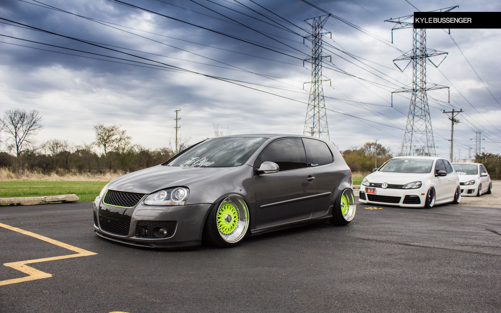 Dope Shoes On This Vw Stancenation Form Gt Function