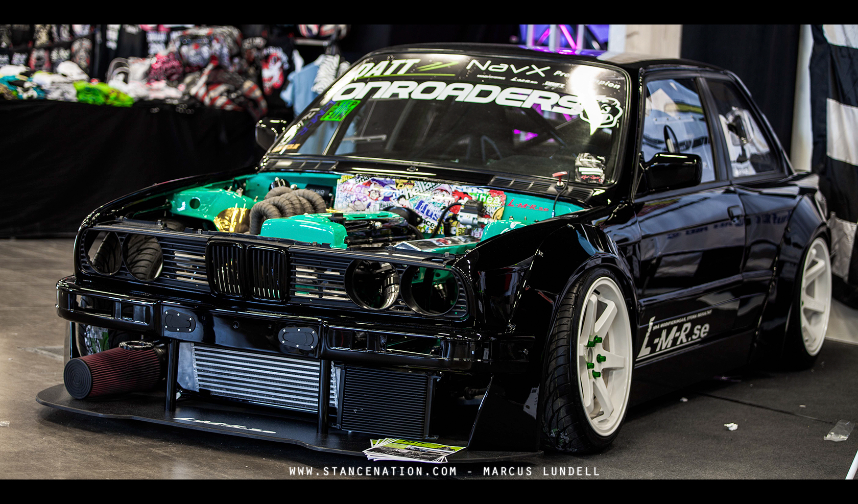 2jz Stuffed In This Bmw E30 Stancenation Form
