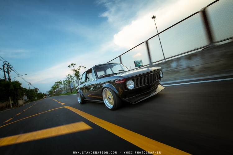 Clean Stanced BMW 2002 Thailand-1