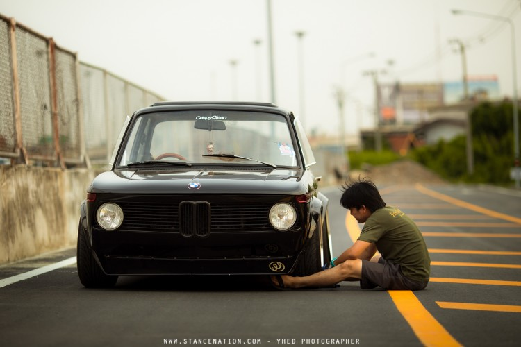 Clean Stanced BMW 2002 Thailand-11