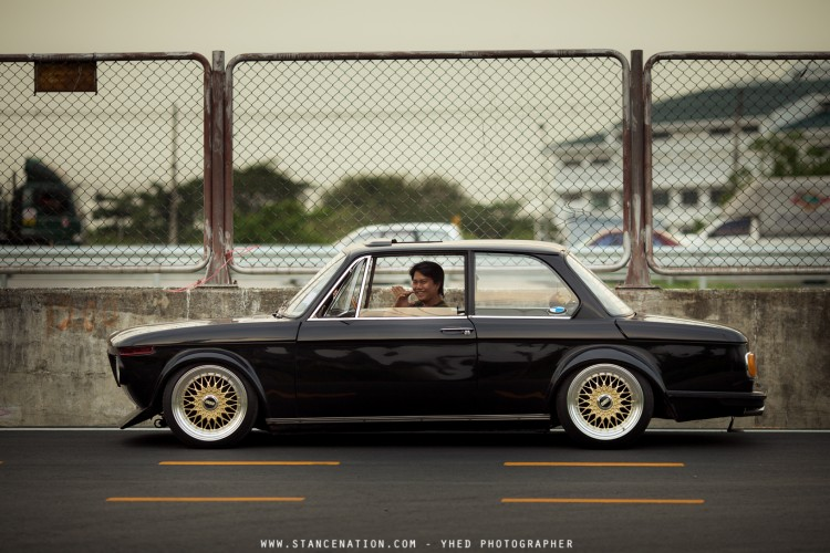 Clean Stanced BMW 2002 Thailand-3