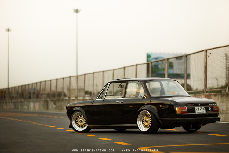 Clean Stanced BMW 2002 Thailand-6